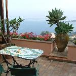 Our Guest Room Terrace, Villa Ducale