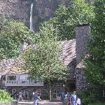 Multnomah Falls Lodge, along the Historic Columbia River Highway