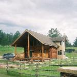 "The ""Mtn. View"" cabin at High Country"