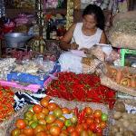 Four Seasons Jimbaran - Market Tour for the Cooking Class