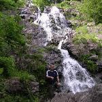 Near by water fall