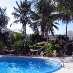 Sibonne property and pool