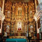Mission San Xavier del Bac main altar