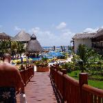 reef coco beach pool