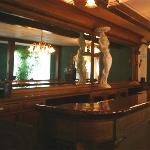 Antique Custom Bar