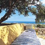 repos sous l'olivier