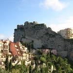 Castelmola above Taormina