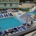 pool-view from all rooms