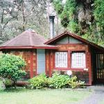 The front of Ihilani cottage