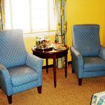 Armchairs in Room - Tasteful Decor