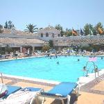 Cortijo Blanco - One of three pools/Complex
