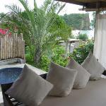 Balcony - Laluna Boutique Beach Hotel and Villas Photo
