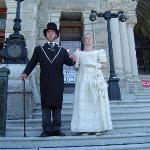 Queen Victoria & Sir Douglas