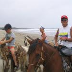 Horseback Riding on Playa Bruja