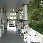 L&R porch