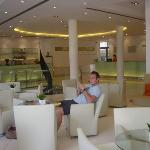 Bar Area and Reception
