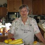 Gail - The Proprietor of Double Mountain Bed and Breakfast