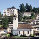 Weggis on Lake Lucerne
