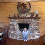 Inside of Lodge