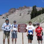 Mount Lassen Photo