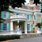 Springwood, home of Franklin D. Roosevelt at Hyde Park