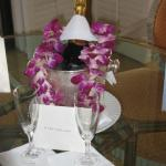 Our arrival gift - Four Seasons Maui