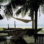 Another beach bar view