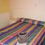 Eaton hotel double bed