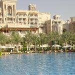 Al Qsar swimming pool