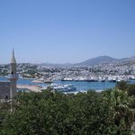 West side of Bodrum Bay