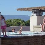 another view of jacuzzi children enjoyed