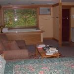Canoe Bay - Our Room