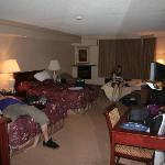 A BIG room!!