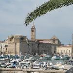 Harbour at Trani