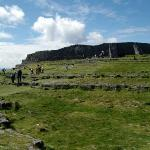 Dun Aengus - Het Fort van Aonghasa