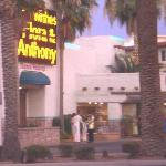 Over the road from Sin city...themed weddings!