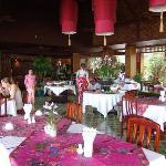rocky resort dining room