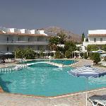 Foto di Niriides Beach Hotel