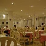 Restaurant ot the hotel