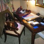 Desk (what a mess!!!)