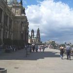 Dresden Altmarkt Area