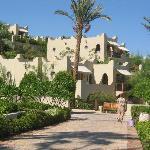 Resort grounds -- room villas