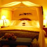 the room we stayed in