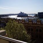 Opera House - View from 5th floor room balcony