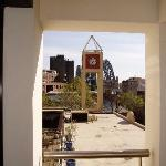 Bridge - View from 5th floor room balcony