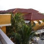 BellaSera: View from Balcony