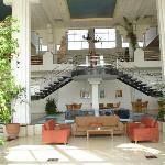 Lobby at St George Hotel