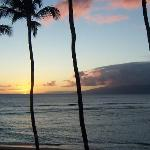 one of many sunsets from lanai
