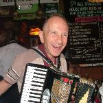Gordy the Accordion Player