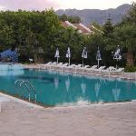 Almond Village View of pool